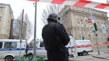 Задържаха терористи, подготвяли атентати в Москва и региона