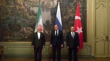 Русия, Турция и Иран трябва да помогнат на Сирия да се прочисти от терористи