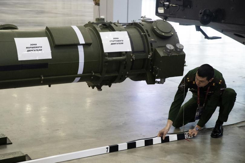 Руската армия представи тактико-техническите характеристики на новата си ракета 9М729.