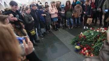 Русия обяви самоличността на загиналите в атентата в Санкт Петербург