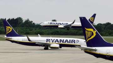 Райънеър ще отмени хиляди полети до март 2018 г.