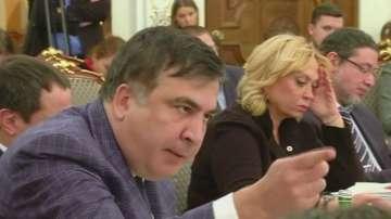 Украинският вътрешен министър заведе дело срещу Михаил Саакашвили