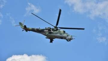 Двама руски пилоти загинаха при катастрофа на боен хеликоптер в Сирия