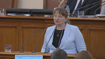 Деница Сачева беше избрана за социален министър
