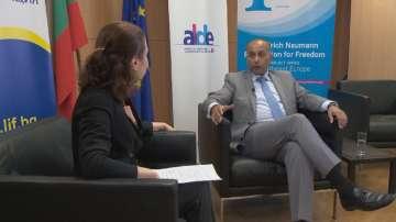 Саджад Карим: Да бъдем оптимисти в политиката, но да гледаме реалистично