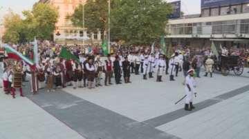 Пловдив е център на тържествата за 134 години от Съединението на България