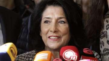 Бивш външен министър най-вероятно ще е новият президент на Грузия