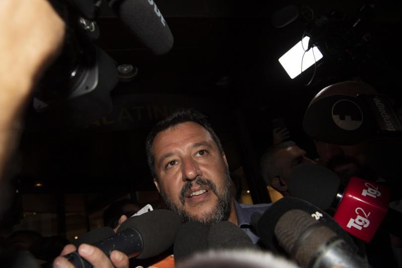 Италианският сенат отложи планирания дебат за вота на недоверие срещу