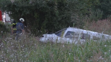 Лекомоторен самолет катастрофира край Шумен