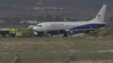 Български чартърен самолет кацна аварийно в Тел Авив