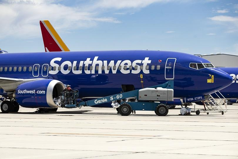 Два самолета на Southwest Airlines се сблъскаха по време на