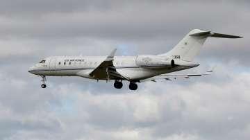 Американски военен самолет се разби в Афганистан
