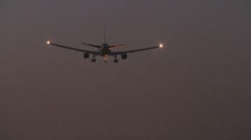 Боинг 767 счупи колесник по време на полет от Мадрид за Торонто