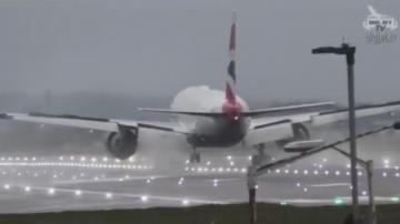 Бурята Киара създаде хаос във въздушния трафик на Европа