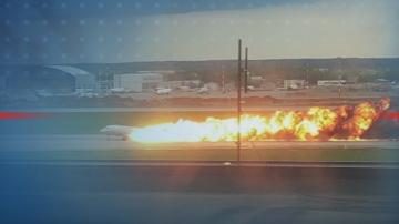 Още не са известни причините за пожара в самолета на летище Шереметиево