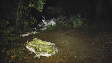 Частен самолет катастрофира в Македония
