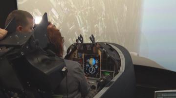 Тренировъчната система за F-16 ще влезе в експлоатация след три години