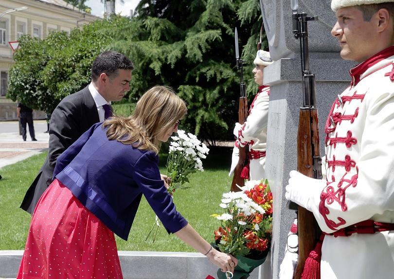 снимка 4 Бойко Борисов: По Договора за добросъседство с Македония сме много близо