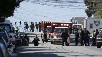 Най-малко двама души са убити в престрелката в склада на Ю Пи Ес в Сан Франциско