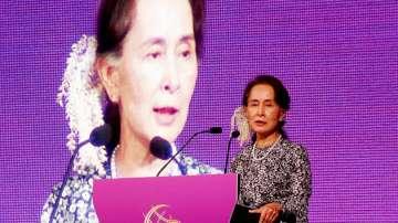 Амнести отне почетна титла на Аун Сан Су Чи
