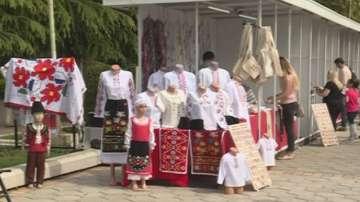 Алея за занаятите представи забравени български умения в Сандански