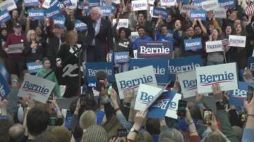 Бърни Сандърс спечели изборите сред демократите в Ню Хемпшир