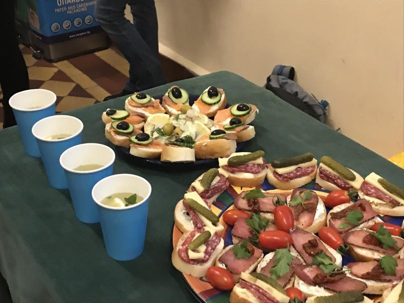Състезание за най-здравословен сандвич се проведе в столично училище