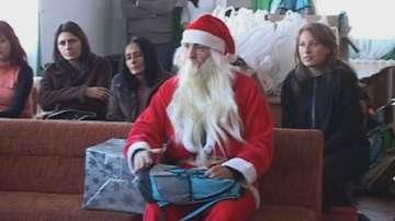 БНТ помогна на Дядо Коледа с подаръците