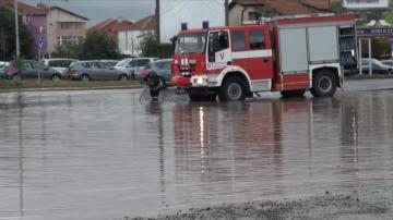 Нормализира се обстановката след поройните дъждове в Бургаско