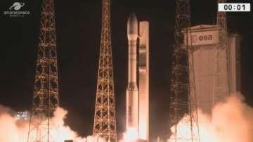 Два нови сателита в орбита