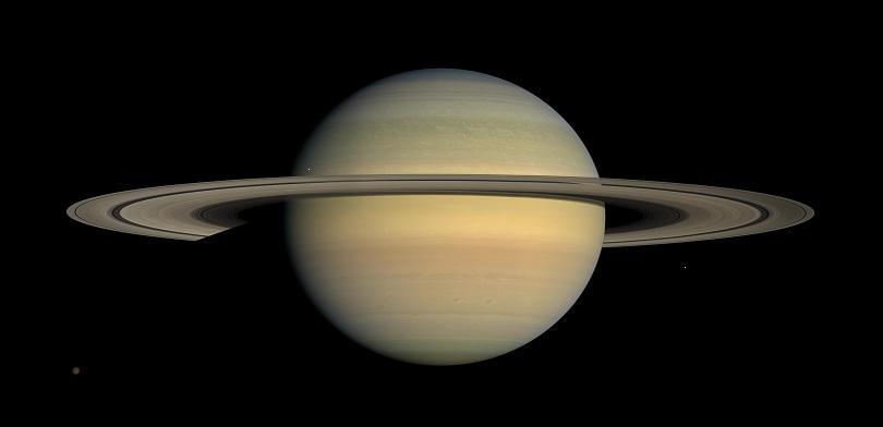 В продължение на милиарди години Сатурн е съществувал без емблематичните