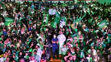Жените в Саудитска Арабия вече ще могат да гледат футбол