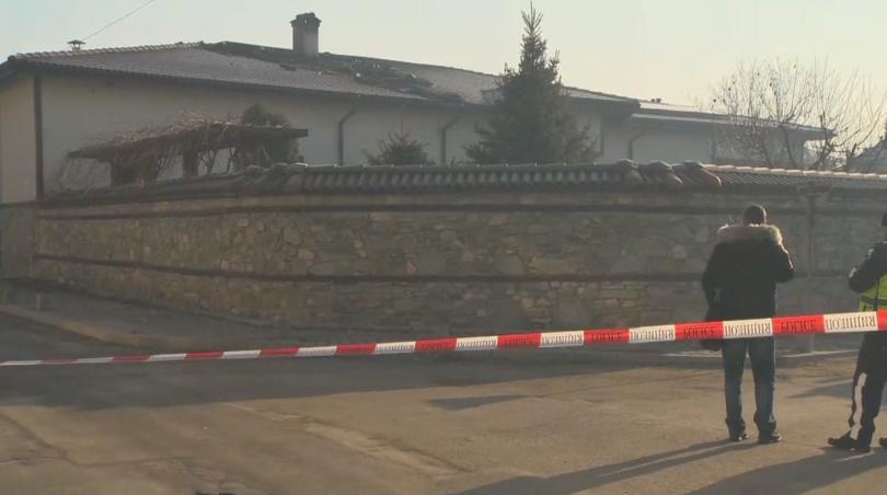 34-годишен мъж от София е задържан за палежа на вилата