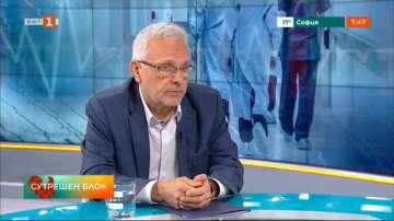 Росен Иванов: Водят се преговори за трансплантации с други центрове в Европа