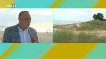 Повече сигнали за беззаконие по плажовете в област Варна тази година