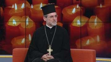 о. Николай Георгиев: Същността на празника е раждането на Божия син