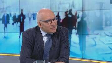 Левон Хампарцумян: Не бива да се създават свръхочаквания за приемането на еврото