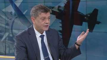 Константин Попов: В момента МиГ-29 са необходими за българските ВВС