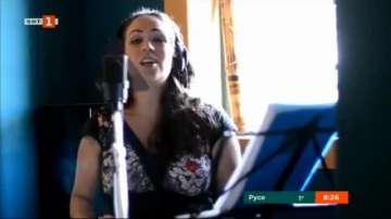 Португалската певица Жоана Амендоейра за първи път на българска сцена