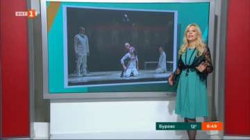 АРТ посоки с Галя Крайчовска: Театър