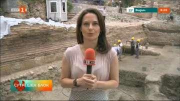 Нови археологически находки от Римско време в София