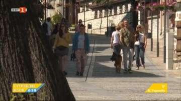 5% ръст на туристите в Банско