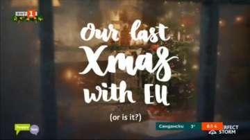 Последната ни европейска Коледа: Група британци посветиха песен на Брекзит