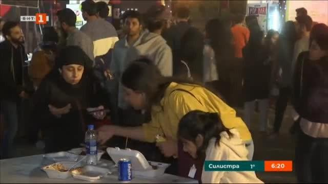 Снимка: Кулинарен фестивал в Карачи събра местни топ готвачи