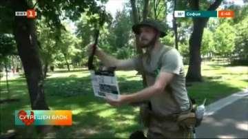 В Бургас започнаха снимките на първия игрален филм за Петя Дубарова