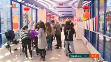 Фестивал на фенерите в Русенския университет