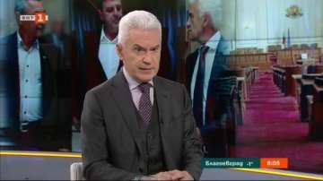 Волен Сидеров: При отсъствие от зала, депутатите не трябва да получават заплатa