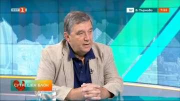 Димитър Луждев представя новата си книга