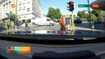 Намалява броят на инцидентите с пешеходци с фатален край