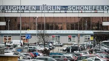 Заради авария с германски правителствен самолет летище Шьонефелд беше блокирано